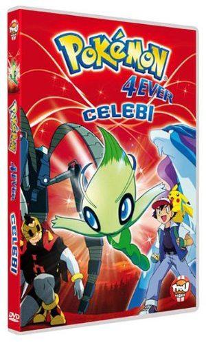 Pokémon - Film 4 : Célébi ou la Voix de la Forêt