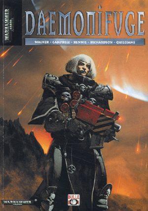 warhammer 40,000 - Daemonifuge