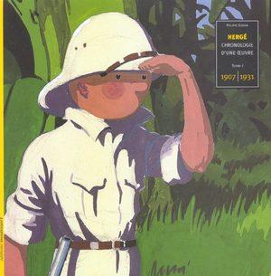 Hergé, chronologie d'une oeuvre