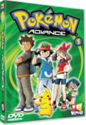 Pokemon - Saison 06 : Advanced Generation Série TV animée