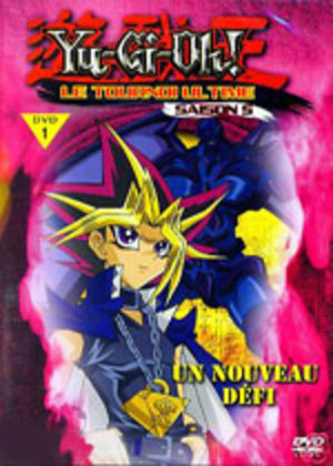 Yu-Gi-Oh - Saison 5 : La Mémoire du Pharaon