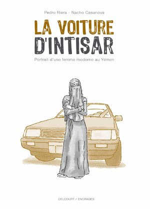La voiture d'Intisar