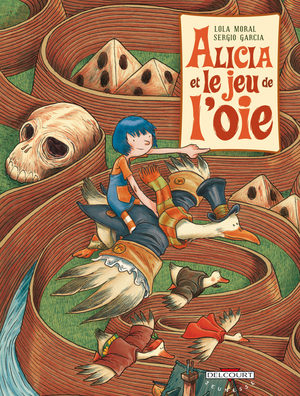 Alicia et le jeu de l'oie