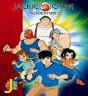 Jackie Chan Série TV animée