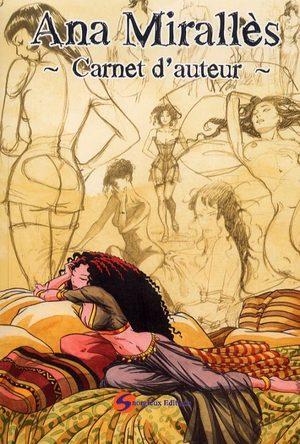 Carnet d'auteur - Ana Mirallès