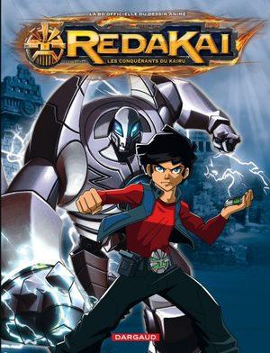 Redakai Global manga