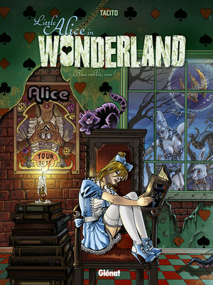 Little Alice in Wonderland