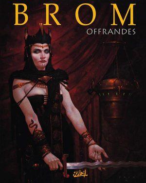 Offrandes Artbook
