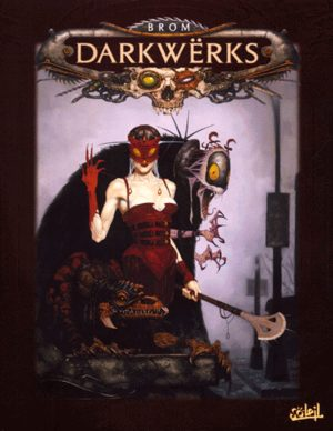 Darkwërks Artbook
