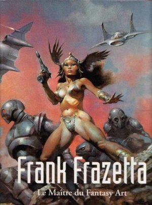 Le maître du fantasy art Artbook