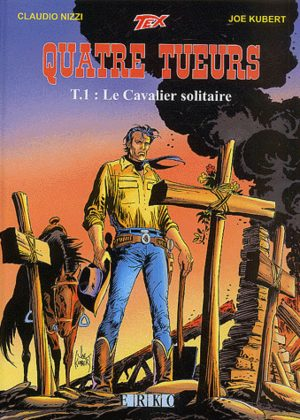 Tex - Quatre tueurs