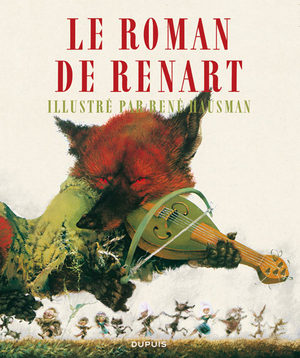 Le roman de Renart (Hausman)