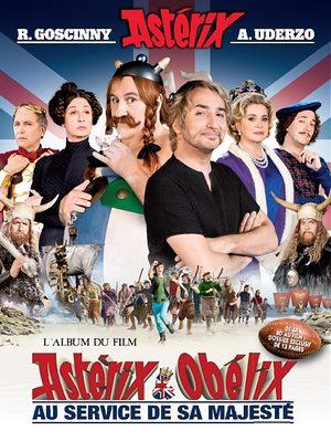 Astérix et Obélix : Au service de sa Majesté - L'Album du film