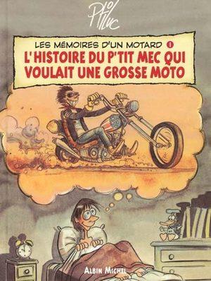 Les mémoires d'un motard