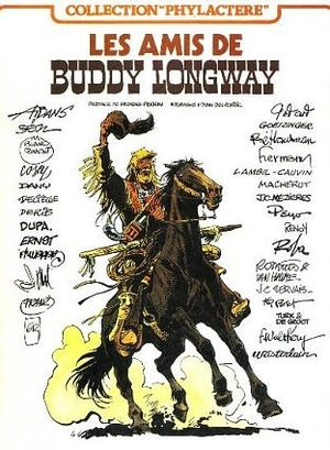 Les amis de Buddy Longway
