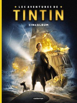 Les aventures de Tintin - Cinéalbum