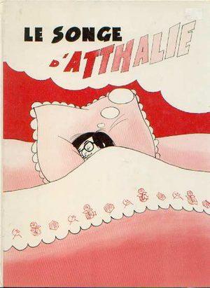 Le songe d'Atthalie