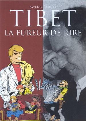 Tibet - La fureur de rire Artbook
