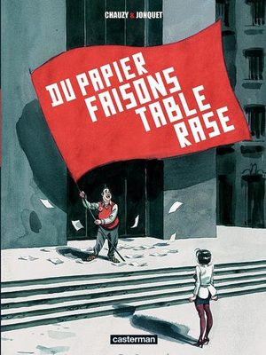 Du papier faisons table rase