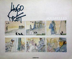 Hugo Pratt - Aquarelles Artbook