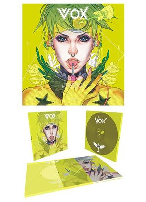 Vox Artbook