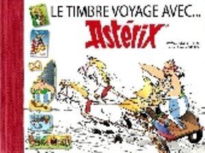 Le timbre voyage avec Astérix