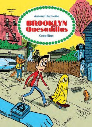 Brooklyn quesadillas BD