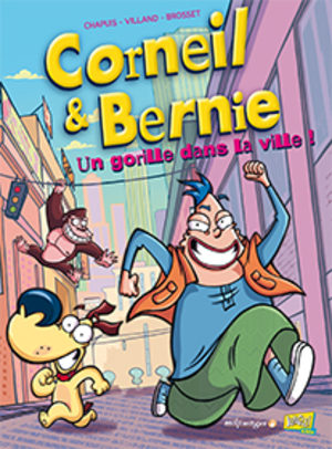 Corneil & Bernie Artbook