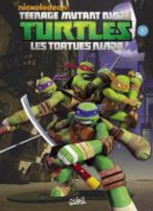 Teenage Mutant Ninja Turtles - Les Tortues Ninja (Nickelodeon)