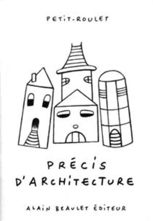 Précis d'architecture Artbook