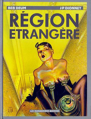 Région Etrangère