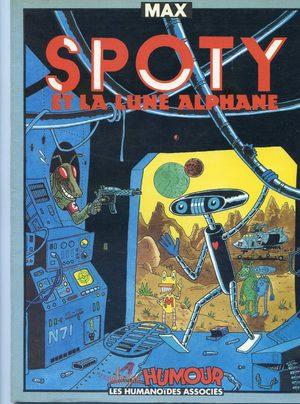 Spoty et la lune alphane