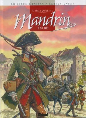 L'histoire de Mandrin en BD