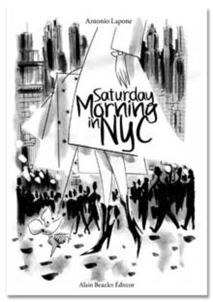Saturday Morning in NYC