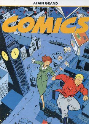 Opération Comics