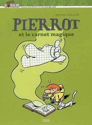 Pierrot et le carnet magique