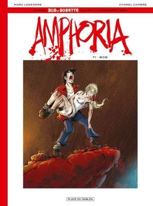 Bob et Bobette - Amphoria