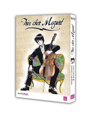 Très cher Mozart Manga