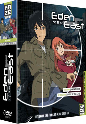 Eden of the east - Série TV + Films Série TV animée