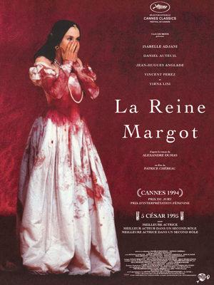 La Reine Margot Film