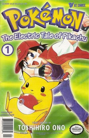 Pokémon - The Electric Tale Of Pikachu !