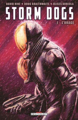 Storm Dogs Comics