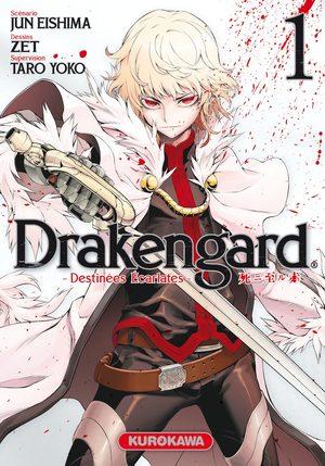Drakengard – Destinées Écarlates