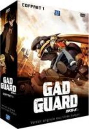 Gad Guard Série TV animée