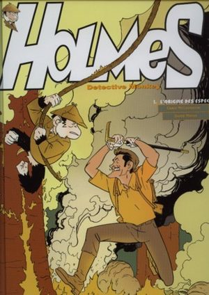 Holmes, Detective Monkey