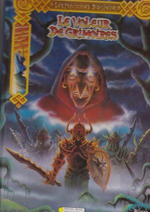 Les Magiciens D'Osinor - Le Voleur de Grimoires