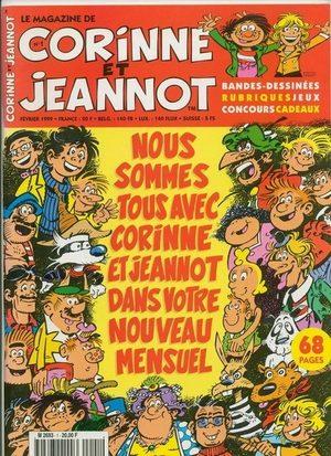 Le magazine de Corinne et Jeannot