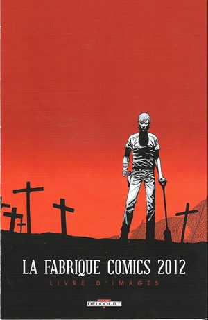 La fabrique Comics Artbook