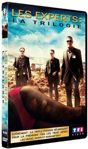 Les Experts : la trilogie