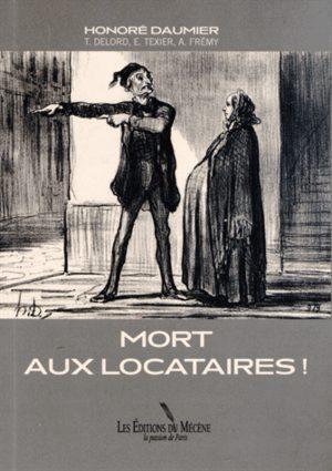 Mort aux locataires Livre illustré